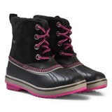 Sorel Youth Slimpack Ii Lace Black Kettle