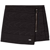 Karl Lagerfeld Kids Black Quilted Skirt