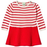 FUB Red Striped Baby Dress