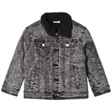 I Dig Denim Black Orlando Denim Jacket