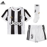 Juventus F.C White Juventus FC ´17 Kids Home Kit