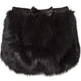 The Tiny Universe The Tiny Faux Fur Skirt
