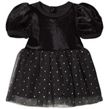 The Tiny Universe All Black Star Dress