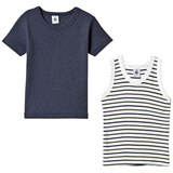 Petit Bateau Pack of 2 T-shirt and Tank Top