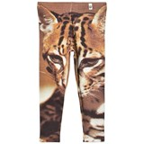 Popupshop Leggings Cat AOP