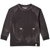 Popupshop Basic Sweat Panther AOP