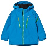 Isbjörn Of Sweden Turquoise Helicopter Winter Jacket