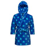 Kuling Blue Star Print Morning Rock Dressing Gown