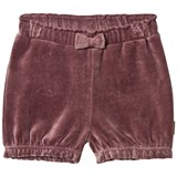 Hust&Claire Plum Shorts