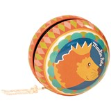 Moulin Roty Multicoloured Yoyo with Lion
