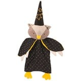 Moulin Roty Black Owl Magican Doll