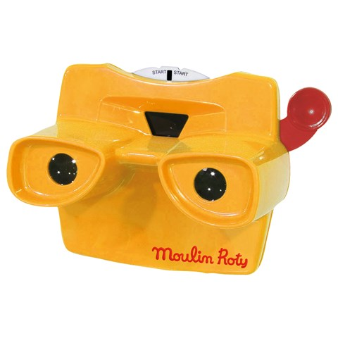 Moulin Roty Yellow 3D Viewer