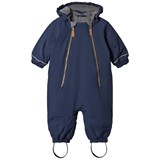 eBBe Kids Timo winter baby suit Winter navy