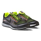 Nike Black Nike Air Zoom Pegasus 34 Shield Junior Trainers