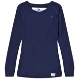 Muddy Puddles Navy Base Layer Sweater