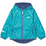 Muddy Puddles Pale Green Frogspawn Ecosplash Hooded Jacket