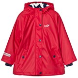 Muddy Puddles Red Puddleflex New Hooded Jacket
