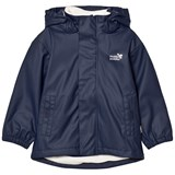Muddy Puddles Navy Puddleflex Hooded Jacket