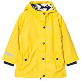Muddy Puddles Yellow New Puddleflex Hooded Jacket