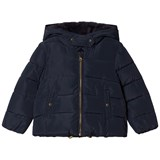 Cyrillus Navy Hooded Coat