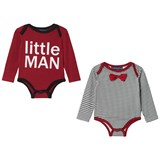 Andy & Evan Two Pack Onesie Set