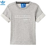 adidas Originals Grey Equipment T-Shirt
