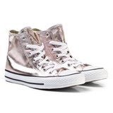 Converse Pink Junior Chuck Taylor All Star Hi-Tops