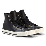 Converse Black and White Kids Chuck Taylor All Star - Hi