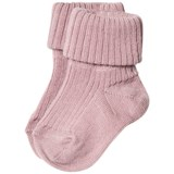 MP Rose Ankle Wool Rib Socks