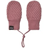 MP Rose Grey Oslo Baby Mittens
