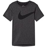 Nike Black Breathe Hyper Training Tee