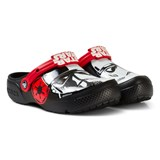 Crocs Kids Black Storm Trooper Clogs
