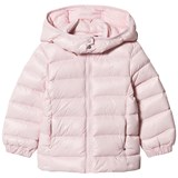 Ralph Lauren Hint of Pink Down Outerwear Jacket