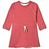 eBBe Kids Fiuma Sweat Dress Spotted Rich Pink