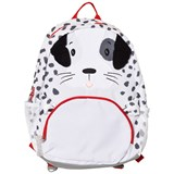 Lands' End Cream Puppy Kids Critters Backpack