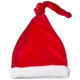 Kissy Kissy Red Christmas Hat