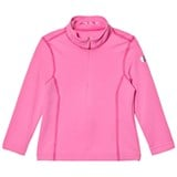 Poivre Blanc Pink Infants 1/4 Zip Baselayer