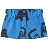 Koolabah Blue Gorilla Mini Skirt