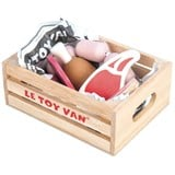 Le Toy Van Market Meat Toy Crate