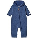 eBBe Kids Tava Fleece Suit Dark Blue Mist