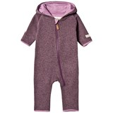 eBBe Kids Tava Fleece Suit Faded Mauve