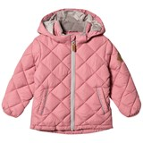 eBBe Kids Dusty Pink Tonia Quilted Jacket