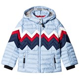 Bogner Pale Blue Stella Down Ski Jacket