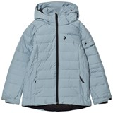 Peak Performance Ice Blue Blackburn Ski Jacket
