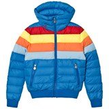 Perfect Moment Blue Rainbow Queenie Jacket
