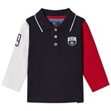 Gant Navy, Red and White Jersey Rugby Shirt