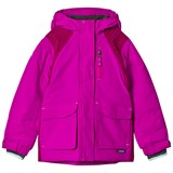 Lands' End Pink Girls Squall Snow Parka