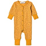 ANÏVE for the minors Baby Jumpsuit Tiny Dots Yellow