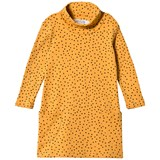 ANÏVE for the minors Yellow Tiny Dots Tunic