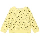 Scamp & Dude Yellow Superhero Sweatshirt